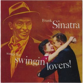 Songs For Swingin' Lovers! cover