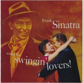 Songs For Swingin' Lovers! cover