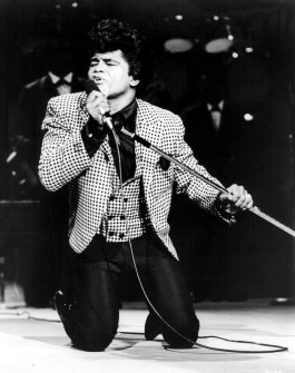 James Brown clickamericana[dot]com