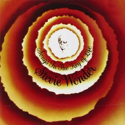 Songs in the Key of Life, Stevie Wonder